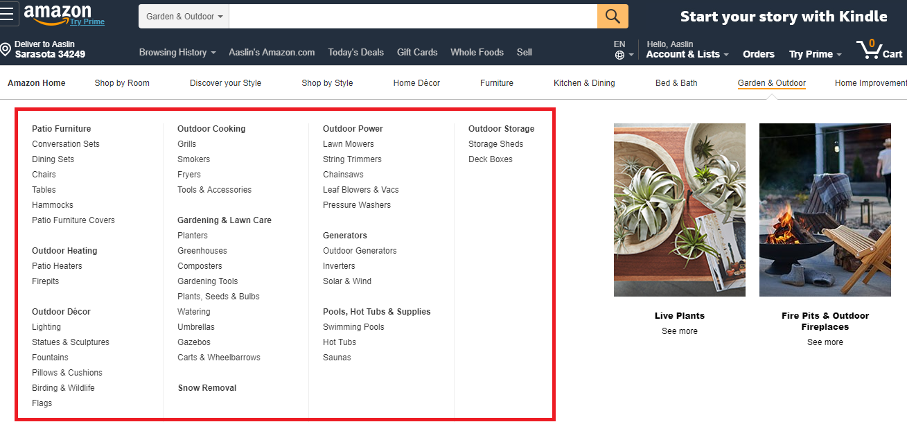 Finding Keywords From Amazon Using Seed keywords